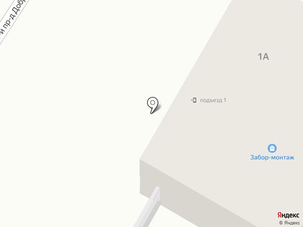 Лесная сказка на карте Пензы