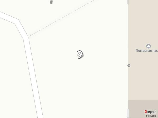 Управление по делам ГОЧС г. Пензы, МКУ на карте Пензы