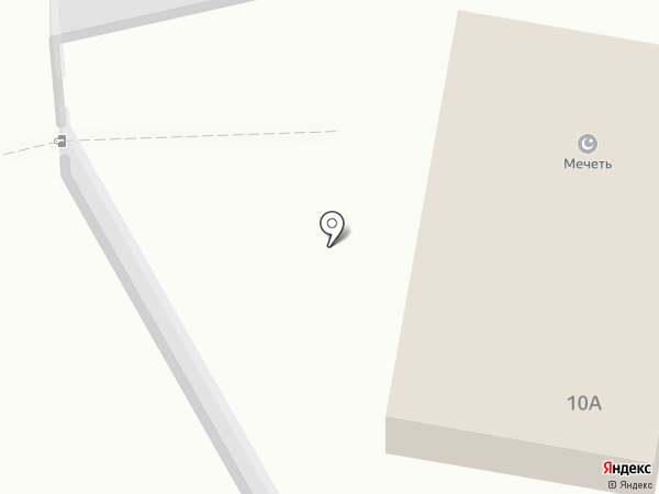 Мечеть на карте Засечного