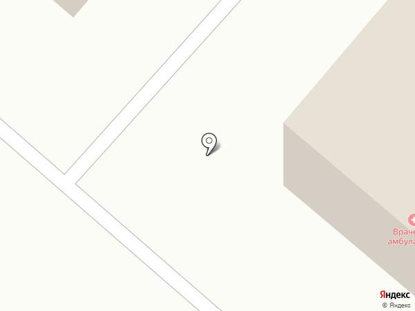 Администрация Засечного сельсовета на карте Засечного