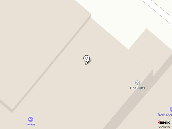 Участковый пункт полиции на карте Засечного