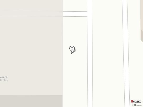 Журавли на карте Пензы