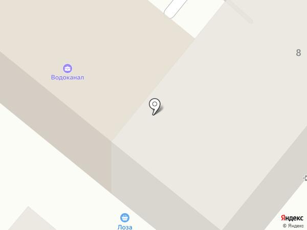 Парикмахерская на карте Засечного