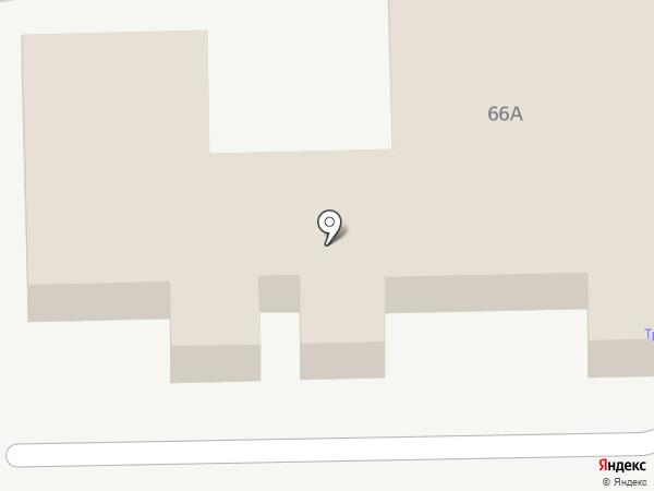 Центр Пил Пенза на карте Пензы