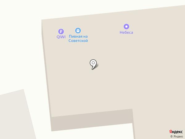 РиК на карте Берсеневки