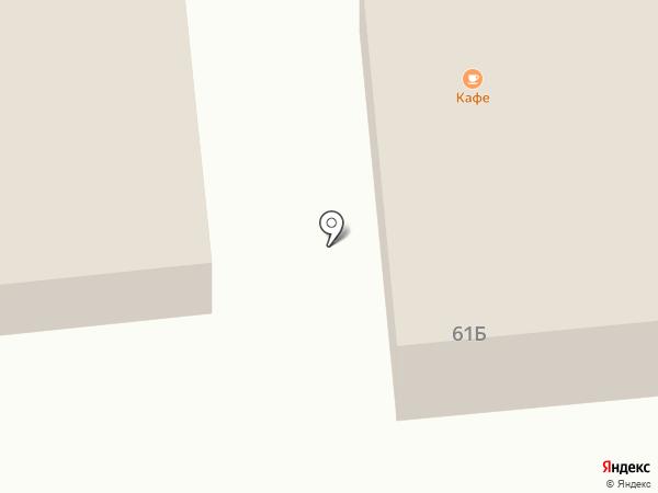 Парикмахерская на карте Берсеневки