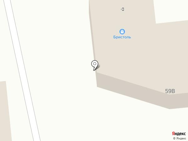 Магазин автозапчастей и масел на карте Берсеневки