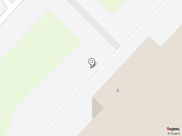 Училище олимпийского резерва Пензенской области на карте Пензы