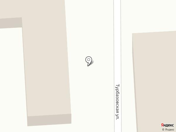 Пентагон на карте Засечного