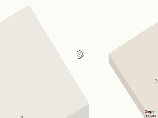 Зебра на карте Лямбиря