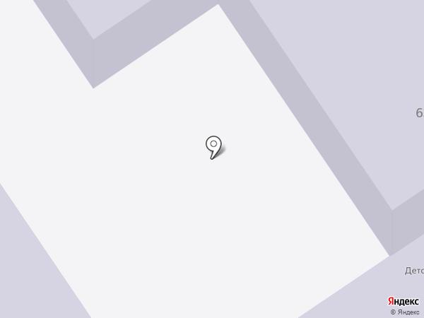 Лямбирский детский сад №3 на карте Лямбиря