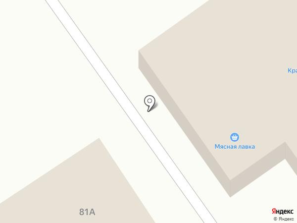 АККСБ КС Банк на карте Лямбиря