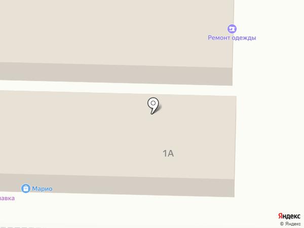 Платежный терминал на карте Саранска