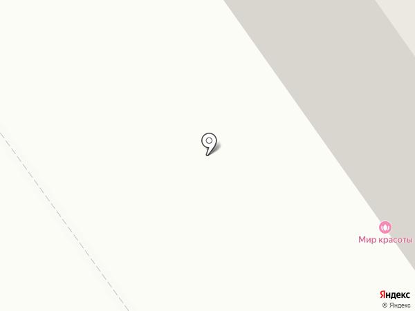 Домоуправление №8 на карте Саранска