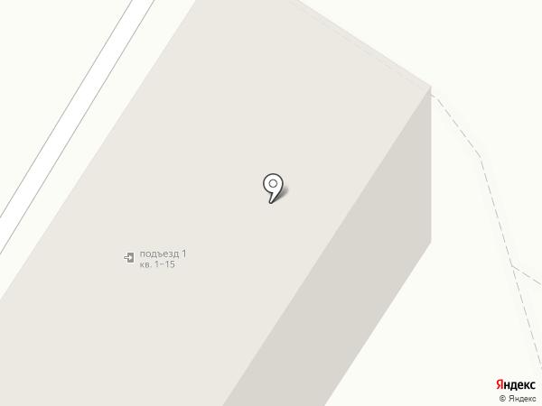 Вдали от жён на карте Саранска