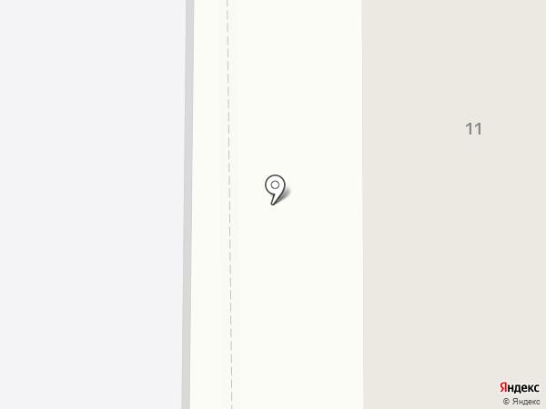 Домоуправление №5 на карте Саранска