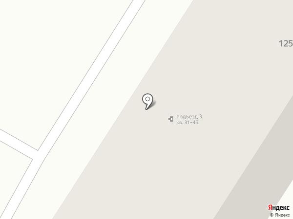 Самосвал на карте Саранска