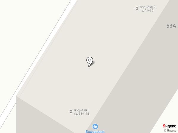 ЖЭК №3 на карте Саранска