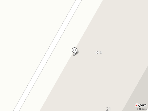 Фермер на карте Саранска