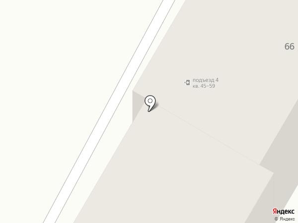 Риксан на карте Саранска