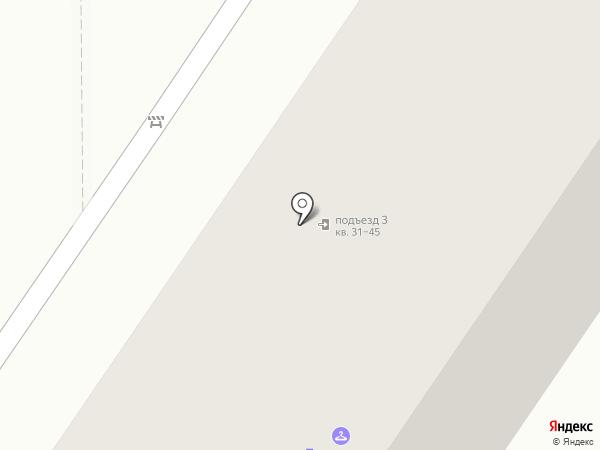 С иголочки на карте Саранска