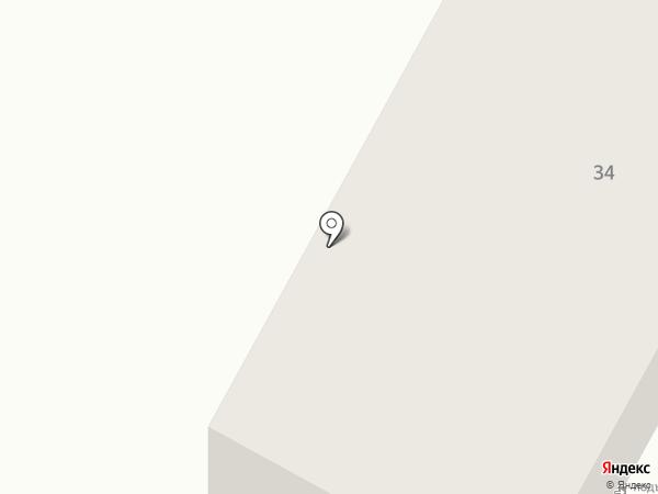 Городская поликлиника №10 на карте Саранска
