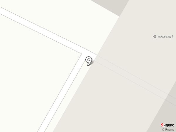 Альянс М на карте Саранска