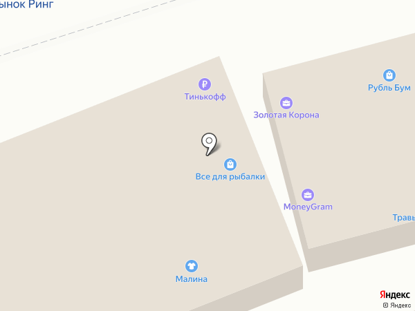 Банкомат, Мособлбанк, ПАО на карте Саранска