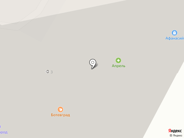 Мой Город на карте Саранска