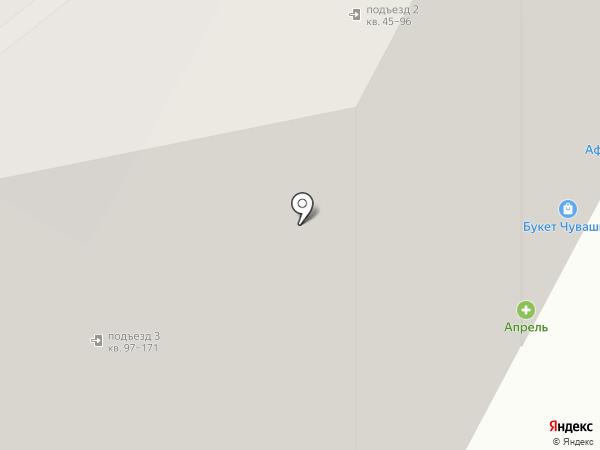 Oliva Pizza на карте Саранска