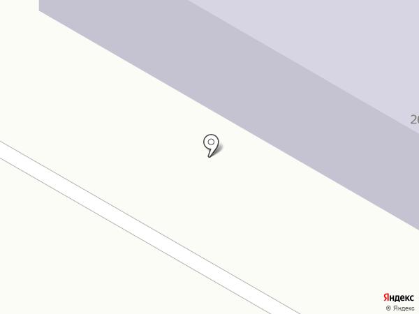 МГУ на карте Саранска