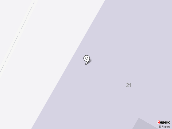 Лицей №26 на карте Саранска