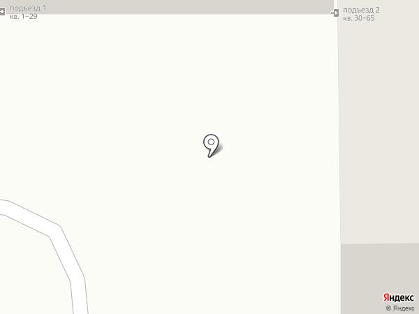 Гараж на карте Саранска