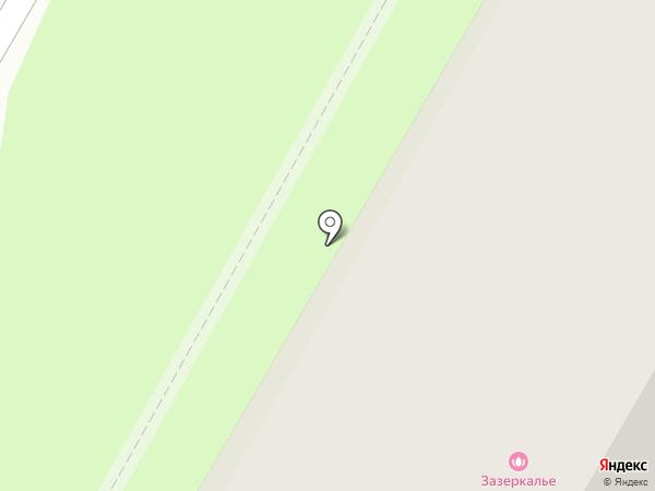 Ателье на карте Саранска