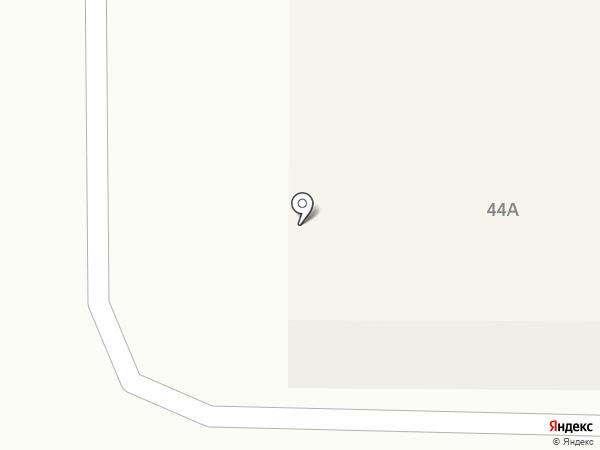 АКЦЭКС на карте Саранска