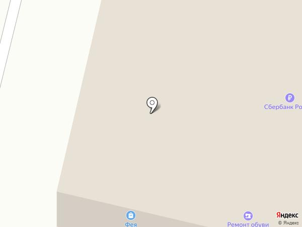 Камелот на карте Саранска