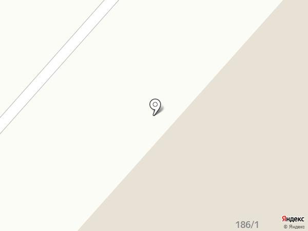 Мотор Ойл на карте Саранска