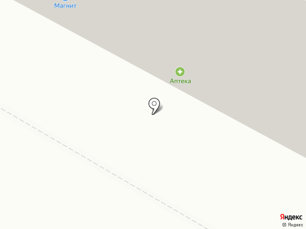 Аптечный пункт на карте Саранска