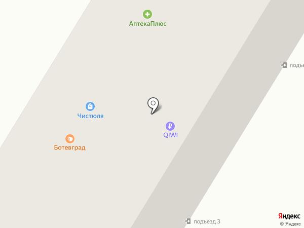 Служба эвакуации на карте Саранска