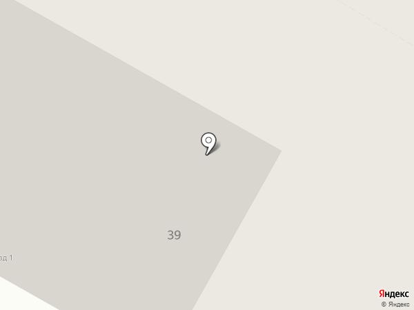 Парикмахер на карте Саранска