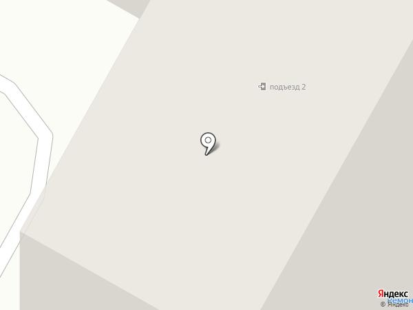 Рандеву на карте Саранска