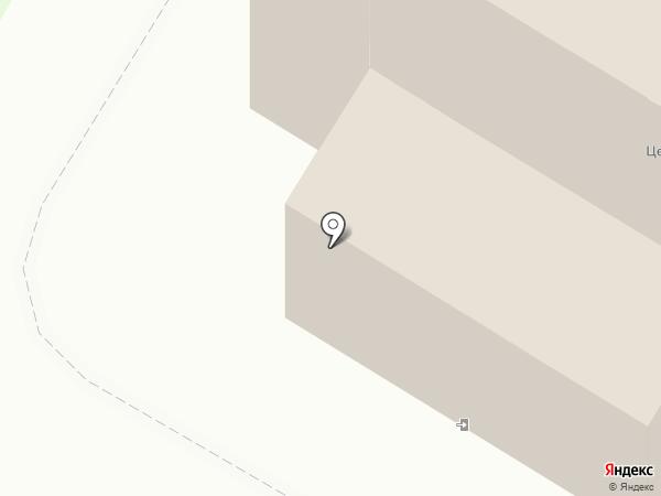 Производственно-Строительная Компания на карте Саранска
