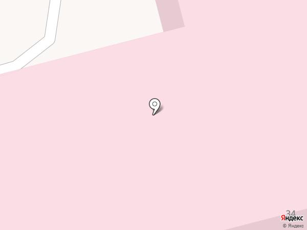 Республиканский противотуберкулезный диспансер на карте Саранска