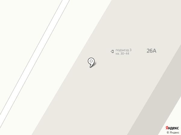 Копеечка на карте Саранска