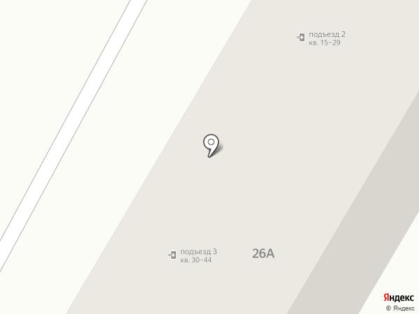 Центр обслуживания налогоплательщиков на карте Саранска