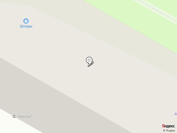 уДачный букет на карте Саранска