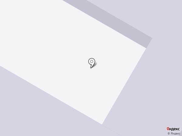 Средняя общеобразовательная школа №8 на карте Саранска