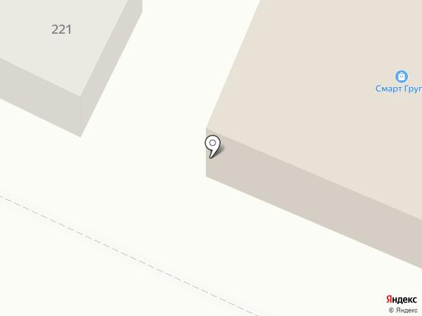 Полаир-Техно на карте Саранска