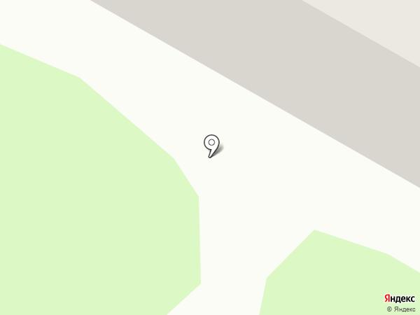 Детская библиотека №4 на карте Саранска