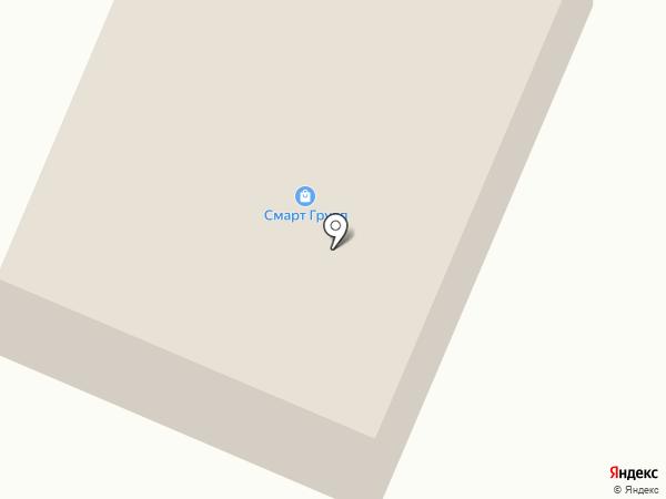 Домкомплект на карте Саранска